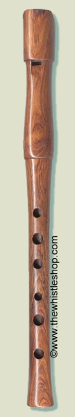 Sweetheart Rosewood Whistle Key Of D