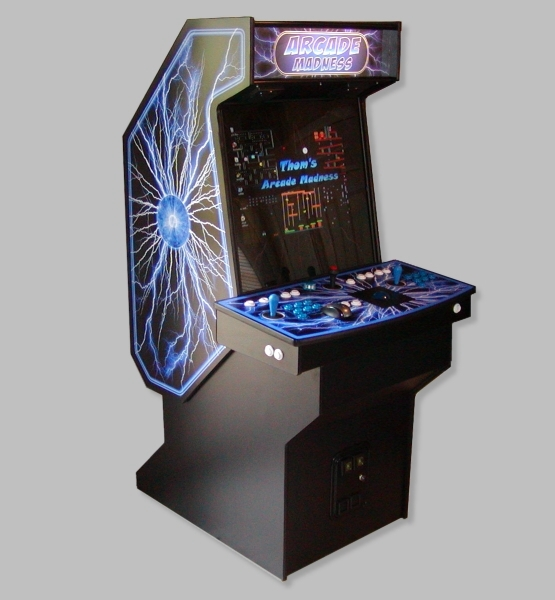 Thom's Arcade Cabinet Build