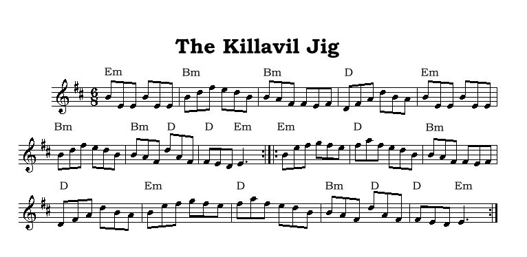 The Kesh Jig (G) | Slowplayers.org